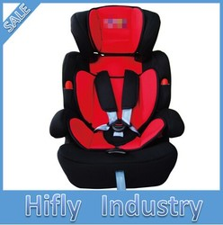 HF-Z-12L Standard Group 1,2,3 Safety Baby Car Chair ECE r44 04 baby car seat