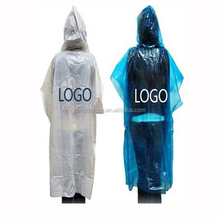 disposable plastic raincoats
