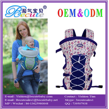 Comfortable and Breathable Mesh car seat travel bag