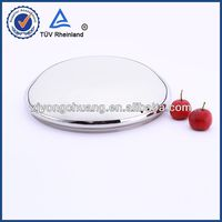 Hat type whole stainless steel very strong lids new design type
