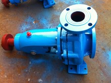 IS agricultural irrigation centrifugal clean water pumps