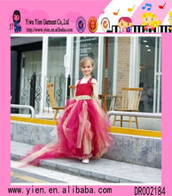 Brilliant Baby Girl Colorful Tutu Dress Elegance Birthday Colorful Tutu Dress