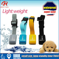 waterproof small dog collar tracker 2015 pets products for small pets