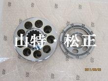 PC400-7 hydraulic pump spare parts, sub piston 708-2H-33311, cylinder block 708-2H-04750/ 708-2H-04760