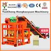big fully automatic hydraulic brick making machine/block making machine selling QTJ4-28 for paver bricks /hollow blocks making