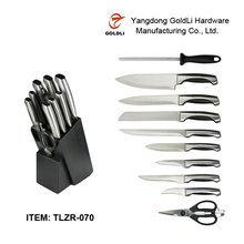 Hot-Sell knifes set kitchen TLZR-070
