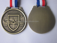 Zinc Alloy Medal for Race