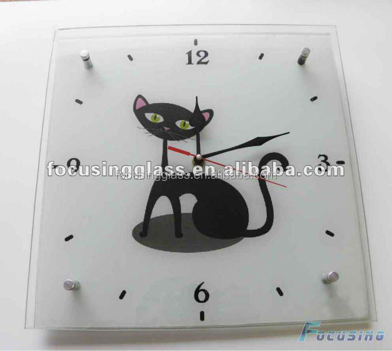 Convex Clock Glass Supplier