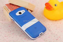 Mobile Phone Shell Translucent Matte With Stand Galaxy Ace 4 G313H
