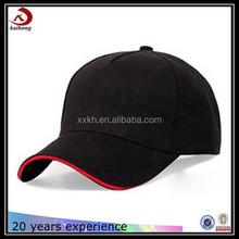 sandwich printed pattern promotional sport baseball cap wholesale