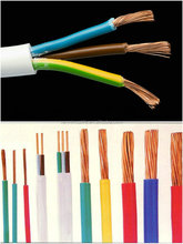 China suppliers pvc electrical wire cable