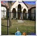 profissional barato pintado de aço da cerca post preço