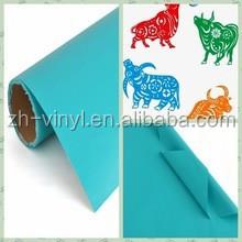 Plastic color vinyl film