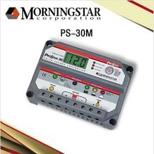 morningstar solar panel controller of solar energy saving product PS-30M12/24V