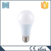 Aluminum plastic mixed 7w e27 led bulb
