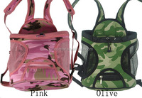 walking canvas country dog chest carrier