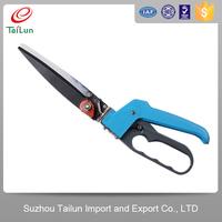 carbon steel flower and grass grass cutting scissor