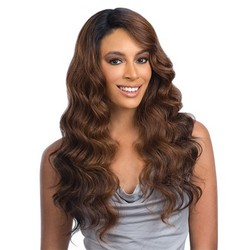 China Wholesale 8A Grade Aliexpress Hair Lace Wig,Brazilian Virgin Deep Wave Ombre Two Tone Lace Front Wig For Black Women