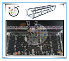 aluminum roof trusses for trade show booth,lighting truss