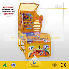 2015 basketball arcade game machine, electronic basketball scoring machine
