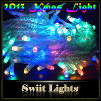 Most Popular 10M 100LEDs/M Christmas Ornament LED Light