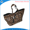 large capacity PU tote bag ladies shopping bag