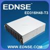 3U 19 inch rackmount computer case for network server appliance