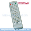 DVD remote controller with rubber button use for SANKEY DVD