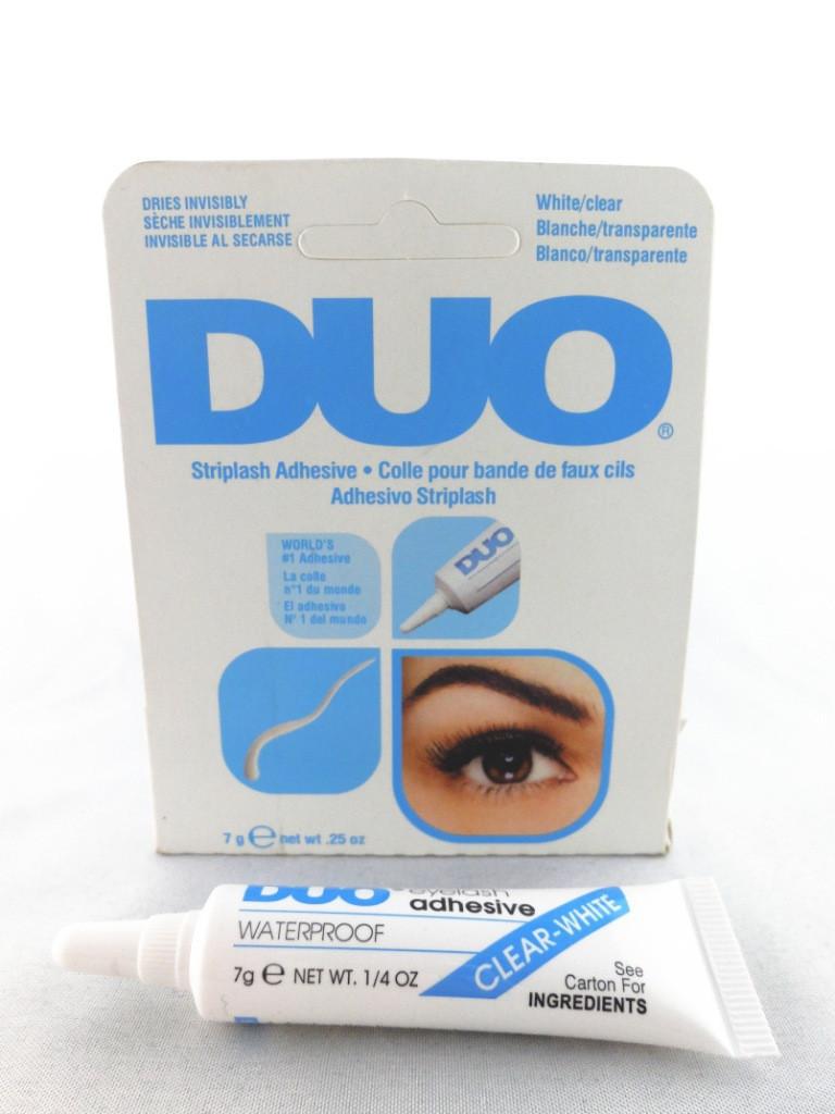 2 pcs beleza maquiagem pestanas falsas adesiva cola Eye Lash cola para cílios para cílios ferramentas de maquiagem à prova d ' água