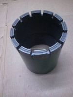Core Drill Bits HW Diamond Casing Shoes , High Penetration Rate