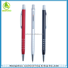 Best sale inkless metal promotional pen slim