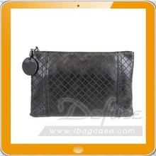 Black Cosmetic Bag Travel Makeup Pouch Case