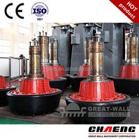 grinding mill disc or millstone of vertical mill parts