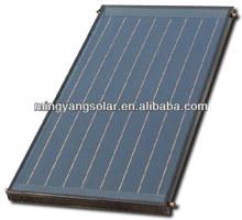 Manufacturer Black Chrome Flat Plate Solar Water Heater Collector