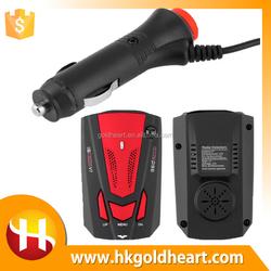 2015 New arrival fixed and flowing High quality design best seller e-dog ,Car shape radar detector car tye radar detector