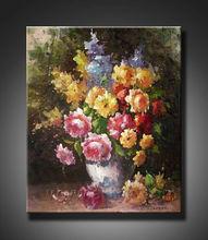 el más reciente abstracta hecha a mano flor de fotos para la decoración