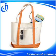 Standard Size 100% Cotton Canvas Tote Bags