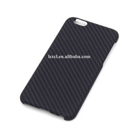 real carbon fiber cover case for iphone 6 /6 plus wholesale fashion mobile phone case