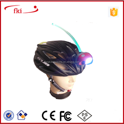 2015 New Bike/bicycle Helmet Bike Light, Front Light And Rear Bike Light, Illumination And Warning