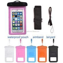 mobile phone and cell phone waterproof bag, waterproof pouches