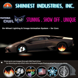 Specialized and Creative Car Led Lighting Image System WL-1502R