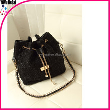 leather draw cord cute messenger bags for girls