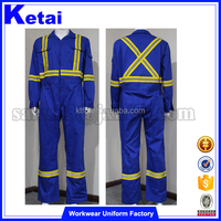 OEM & ODM Factory Navy Uniforms,Fire Resistant Work Clothing