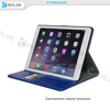 for ipad air 2 case, tablet leather flip cover case for ipad 6