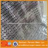 High Quality Low Price aluminum curtain deco mesh decorative metallic fabric cloth (EXW Price)