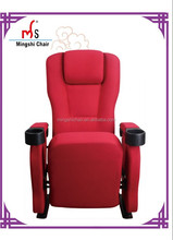 Comfortable cushion seat, 3 D theater chair for sale