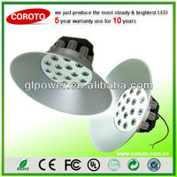 Good heat sink high quality 200W LED high bay light for gas station lighting