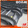 New design fashion low price corrugated conveyor belts