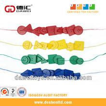 plastic educational materials, educational materials of attribute buttons