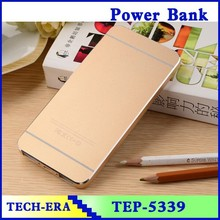 12000mah universal power banks dual port battery charger for iphone 6
